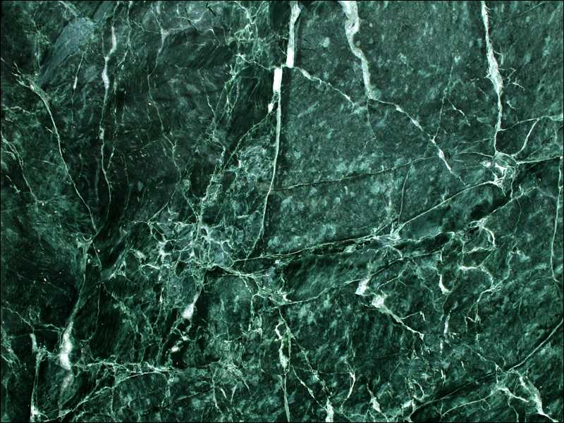 Empress Green Marble Tile Close-up