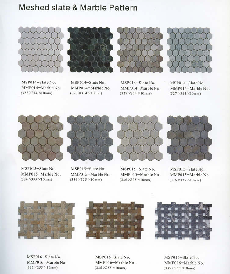 meshed slate & marble pattern (3)